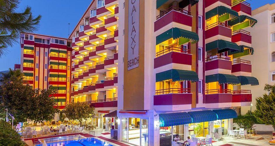 Galaxy Beach Hotel Alanya